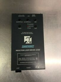 Ampetronic Induction Loop Driver ILD60 - sold as seen