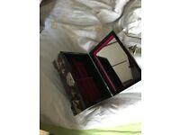 Korean nacre laquier jewellery box- new