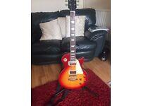 Tokai Love Rock Electric Guitar - Cherry Sunburst
