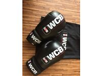 .16 oz boxing gloves