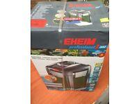 NEW Eheim professional 3 350 external fish tank filter