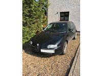 Alfa Romeo. 2005. 147 JTD. Turismo. 1.9 Diesel. Repaired Cat C Write Off. Spares or Repair.