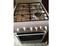 Gas Cooker and grill