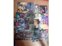 Joblot Marvel comics lots of #1 and variants