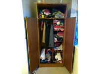 Used Wardrobe in good condition with good space inside