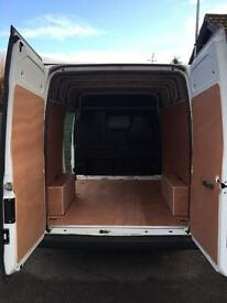 Ford transit van Swb meidom height roof