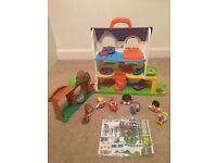 Vtech Toot Toot Friends Discovery House