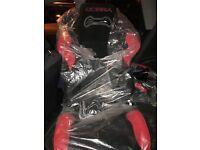 cobra bucket seat brand new unused in packet cobra sidewinder reclining seat