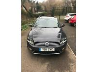 Vw passat estate 2ltr tdi bluemotion