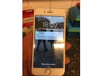 iPhone 6s 16g in o2 £165