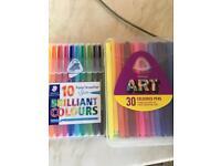 WHSmith fine liner pens