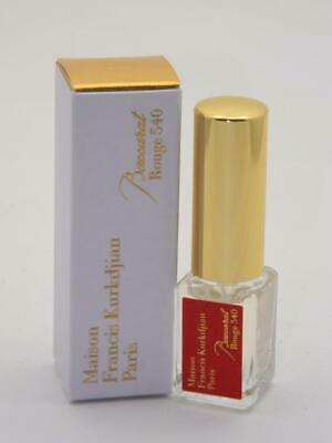 Maison Francis Kurkdjian Baccarat Rouge 540 EDP - 5ml 0.17 fl oz Travel Spray