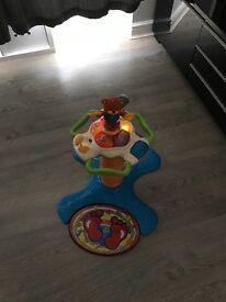 Vetch balance toy