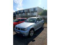 BMW X3 2.5i auto sport