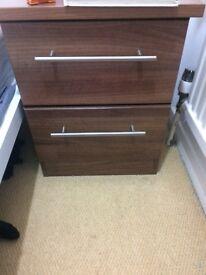 Bedside cabinet for sale