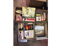 Job lot of books etc
