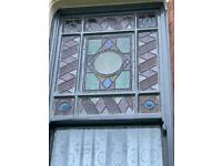 Wanted old stained glass windows