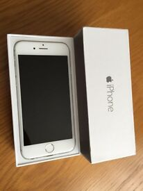 iPhone 6 Unlocked 128GB Silver