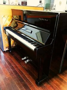 Classic Yamaha U1D - Includes new adjustable stool (Value $295) Norwood Norwood Area Preview