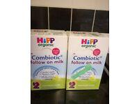 Hipp organic powder milk