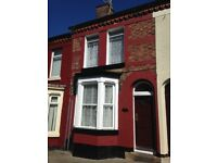 NO AGENTS FEES *Beautiful* unfurnished 3 bed house to rent in Woodbine Street Liverpool L57RR