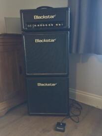 Blackstar HT5R stack guitar amp