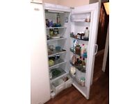 Indesit White Refrigerator - Used but in excellent condition (Collection London)