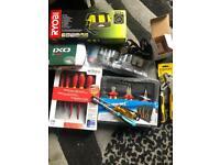Brand new tools