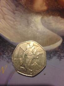 War Memorial Coin