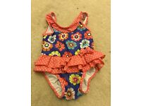 9-12 months baby girl swimsuit