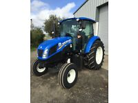 NEW HOLLAND T4.115 2015