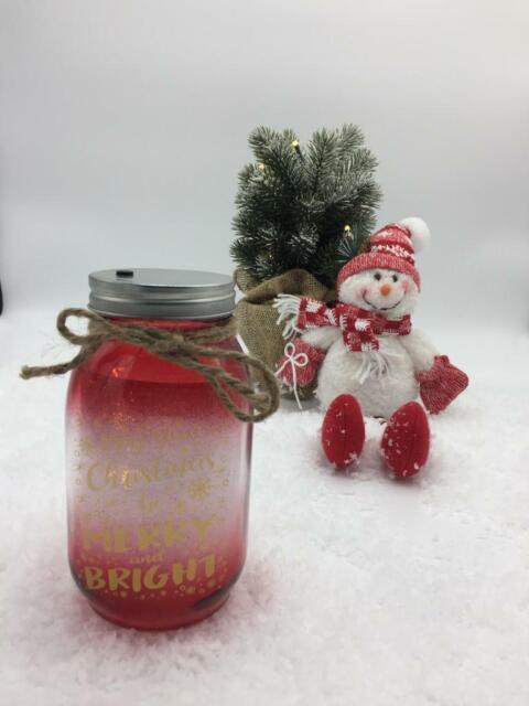 12 X Led Christmas Light Up Jars Bulk Load In Dudley West Midlands Gumtree