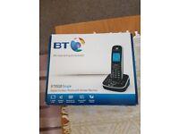 BT TELEPHONE and ANSWER MACHINE.