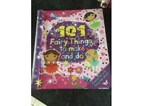101 fairy things to make book.