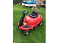 Ride on mower - mtd sprinto