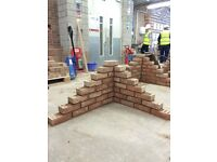 looking for a bricklaying apprenticeship
