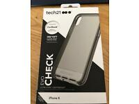Tech21 iPhone X protection case