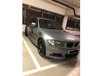 BMW 1 Coupe 2011 MSPORT