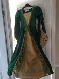 Tudor Princess Fancy Dress World Book Day
