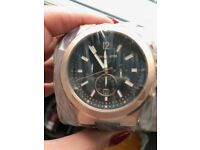 Brand new genuine Michael Kors Dylan Rose Gold Chronograph Men's Watch