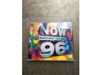 Now 96 CD