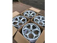 5x108 ford st focus transit connect mondeo alloys 18 inch