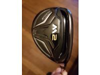 Taylormade M2 rescue club