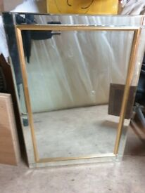 LARGE MIRROR ONLY £20