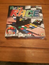 Rubik's race board time