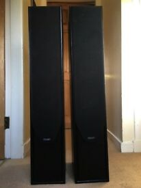 Mission 735 Speakers NOW SOLD AND EXPORTED TO FALKIRK NOW SOLD