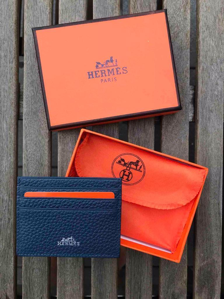 29925f3c7da7 Hermes card holder