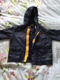 Gap rain jacket 12-18months