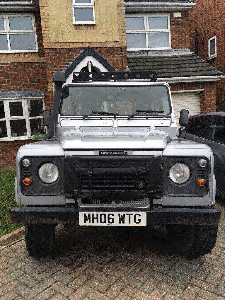 Landrover Defender 90 In South Shields Tyne And Wear