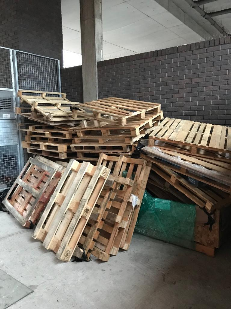 Free Wooden Pallets for Collection | in Epsom, Surrey ...